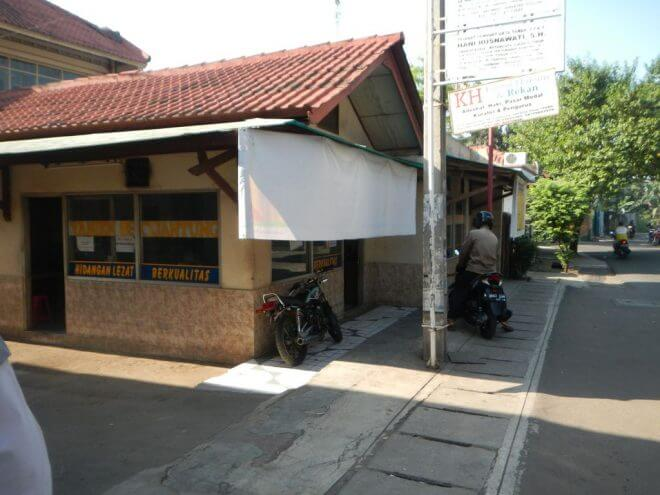 Lokasi Yamin 88 Cijantung CABANG KALISARI