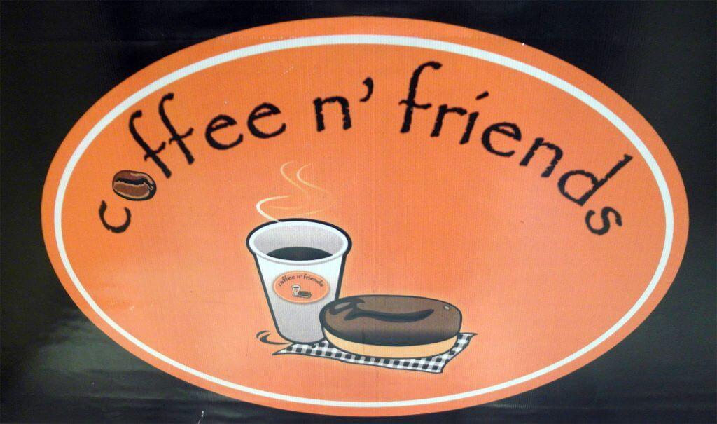 Logo Coffee n' Friends di banner (Coffe n' Friends)