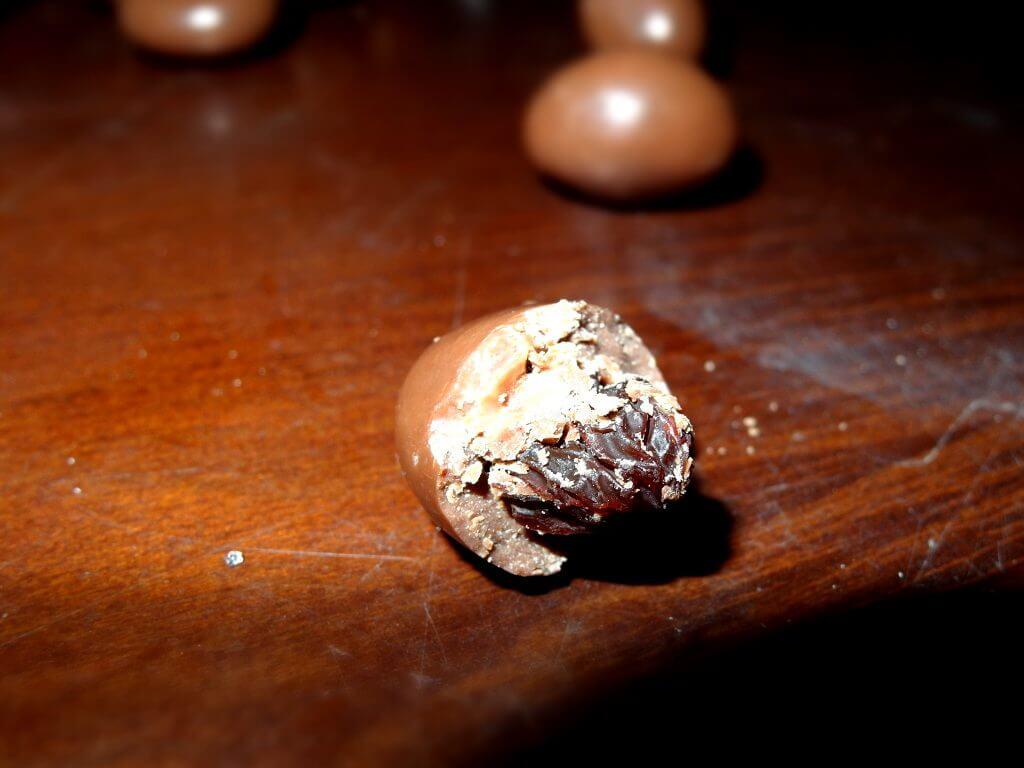Van Houten Assortment Chocolate - coklat isi kismis